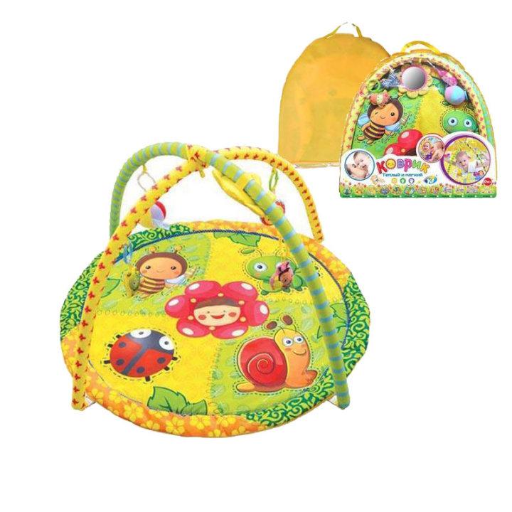 Igraonica - Baby Gym s podlogom 65 x 57 x 5 cm