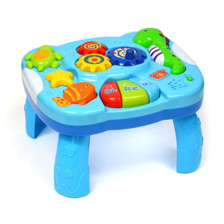 Muzička igračka stolić za bebe