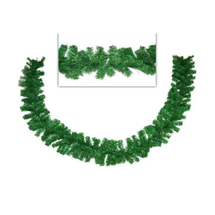 Girlanda zelena 300 cm