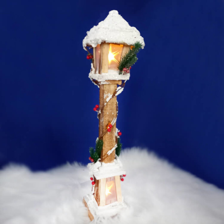 božićna lanterna