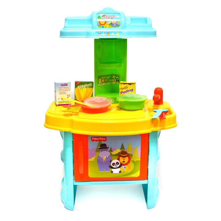 Kuhinja za igru dječja Fisher Price
