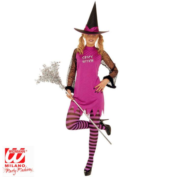 Kostim vještice za maškare