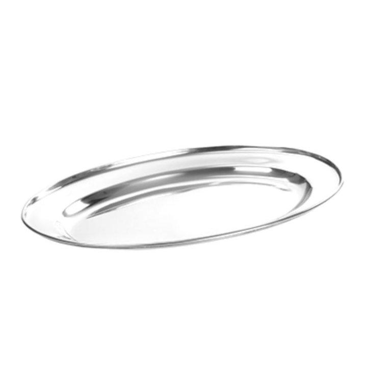 Inox ovalne tacne