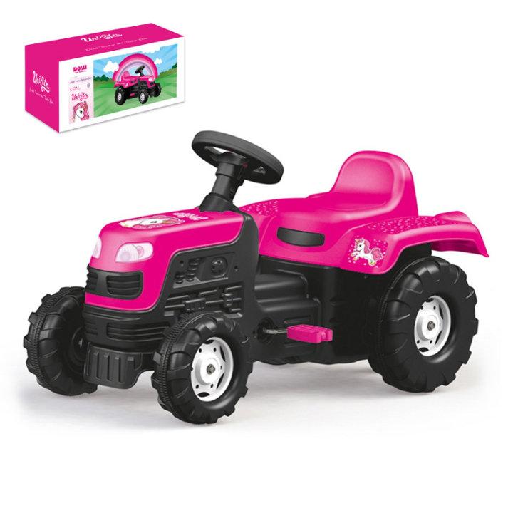 Rozi traktor na pedale