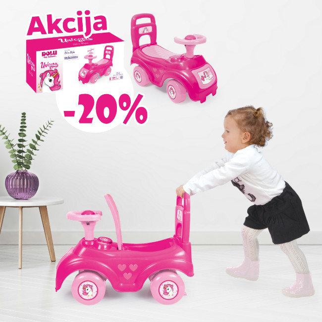 Guralica hodalica za bebe na akciji