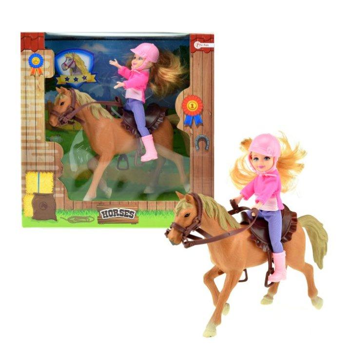 Konj i lutka