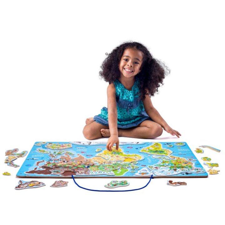 Karta svijeta dječja