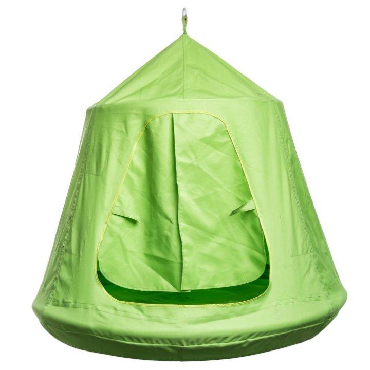 Ljuljačka šator zeleni - ptičje gnijezdo