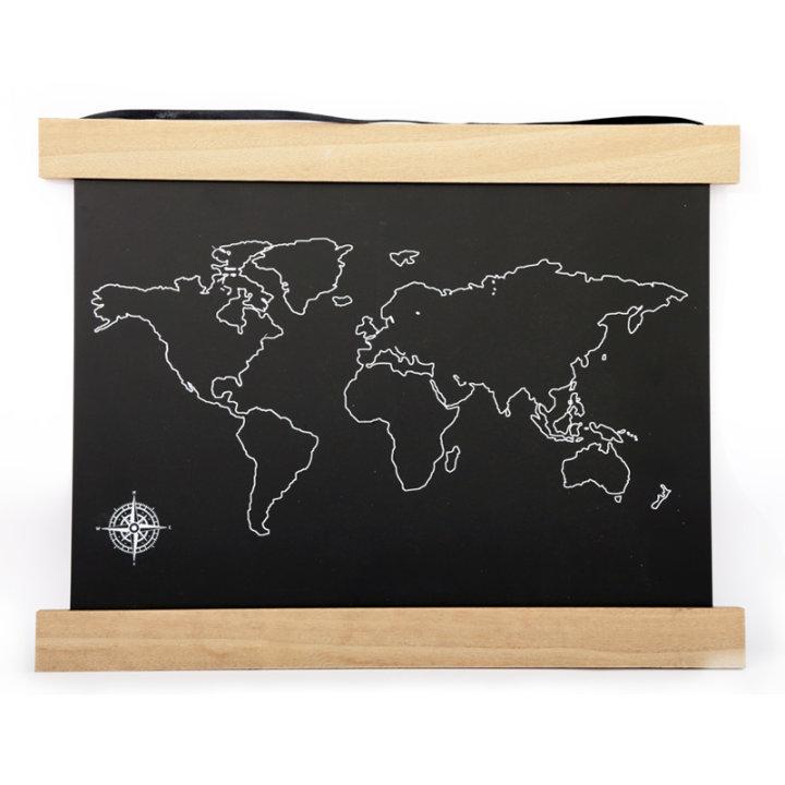 karte svijeta ukrasi