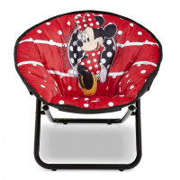 MINNIE MOUSE SKLOPIVA STOLICA - MOON CHAIR 48x15 CM