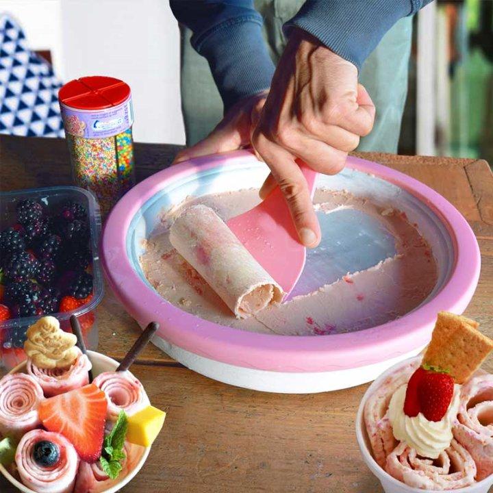 Aparat za izradu sladoleda