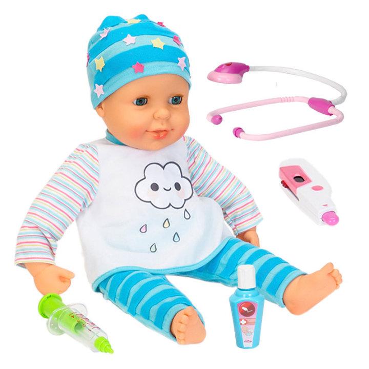 Lutka s temperaturom