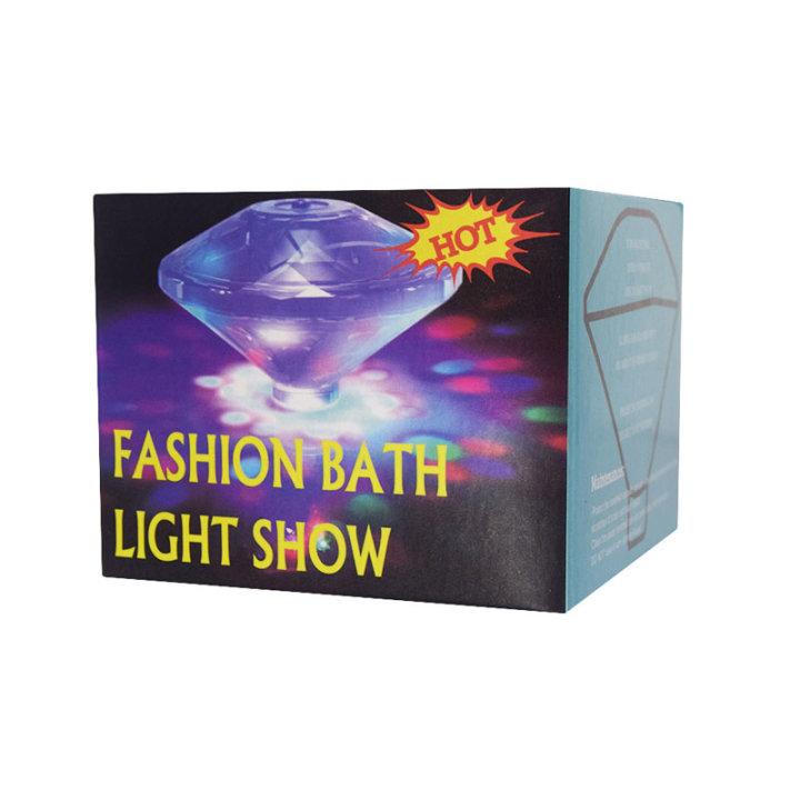 PODVODNO SVJETLO - LIGHT SHOW NA BATERIJE 8,5x7,5 CM