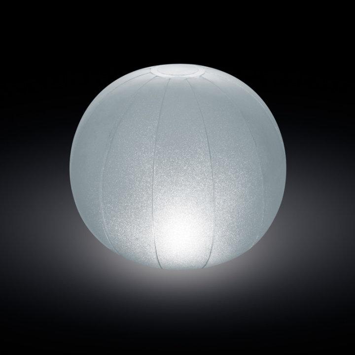 LED LAMPICA ZA BAZENE PLUTAJUĆA OKRUGLA 23x22 CM