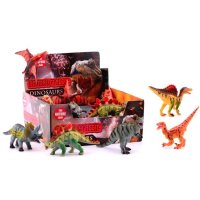 DINOSAUR FIGURA SORT ±17 CM - DISPLEJ