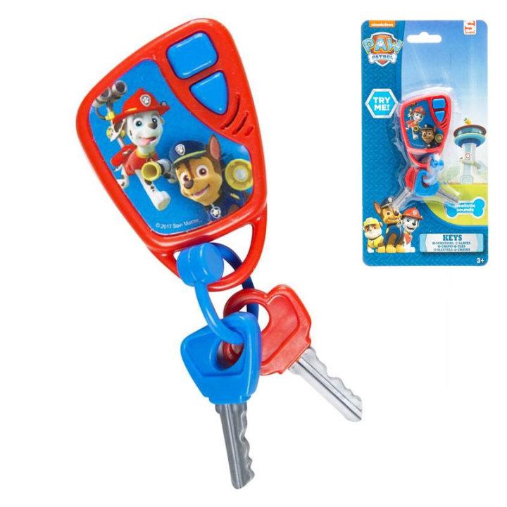 Plastični ključevi igračke
