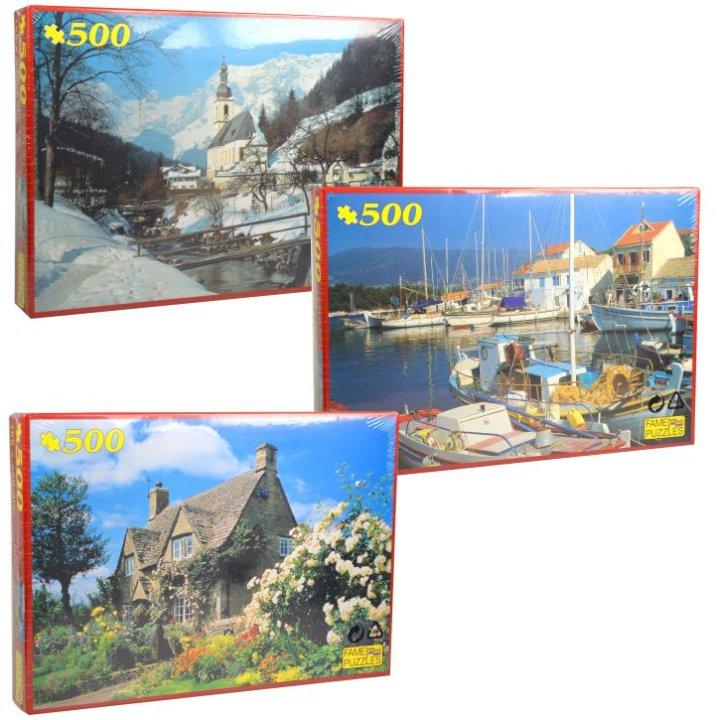 Dječje puzzle 500 komada