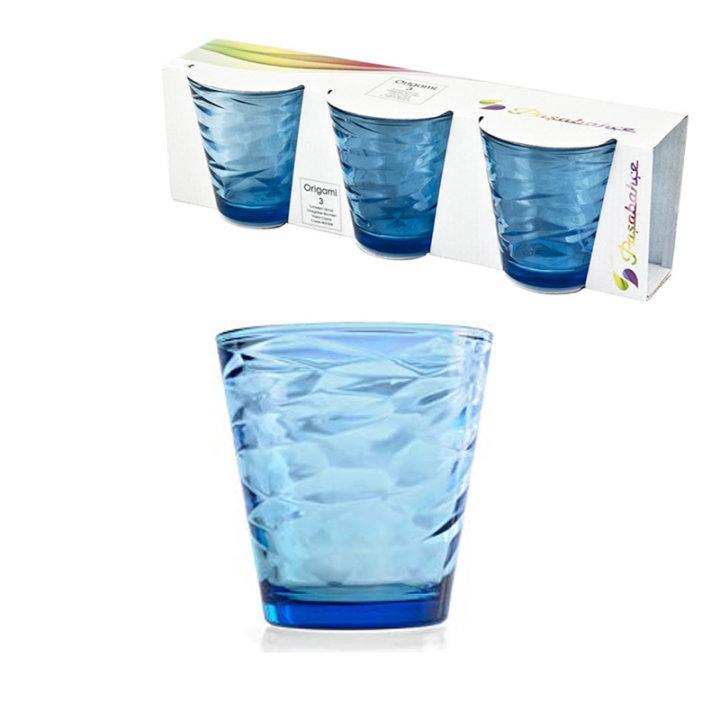 Staklene čaše za sok