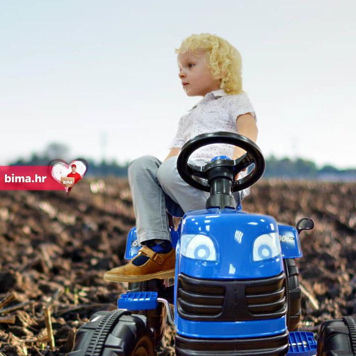 Veliki dječji traktori