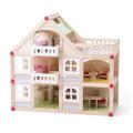 Drvene igračke - kućica