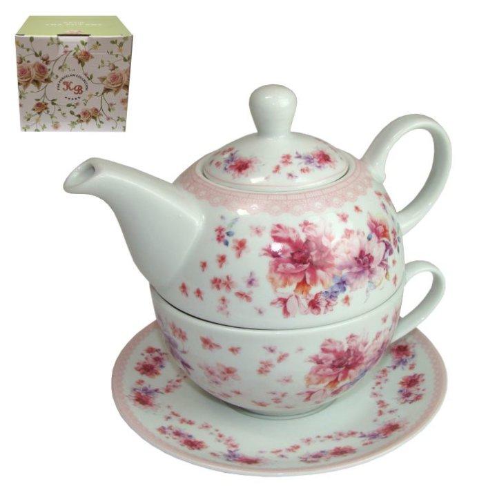 čajnik dekorirani
