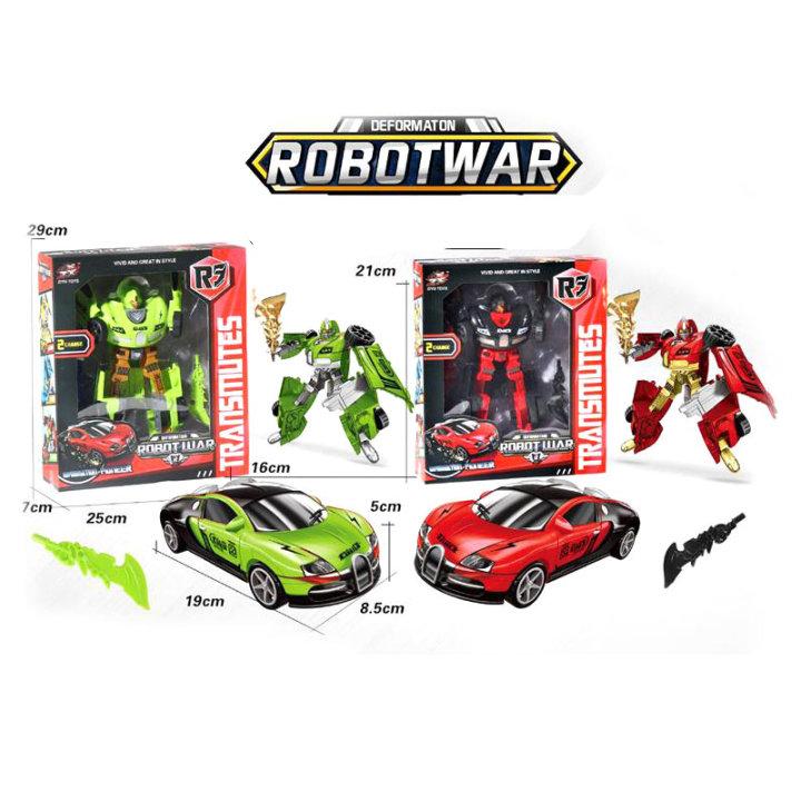 ROBOT AUTO TRANSFORMER