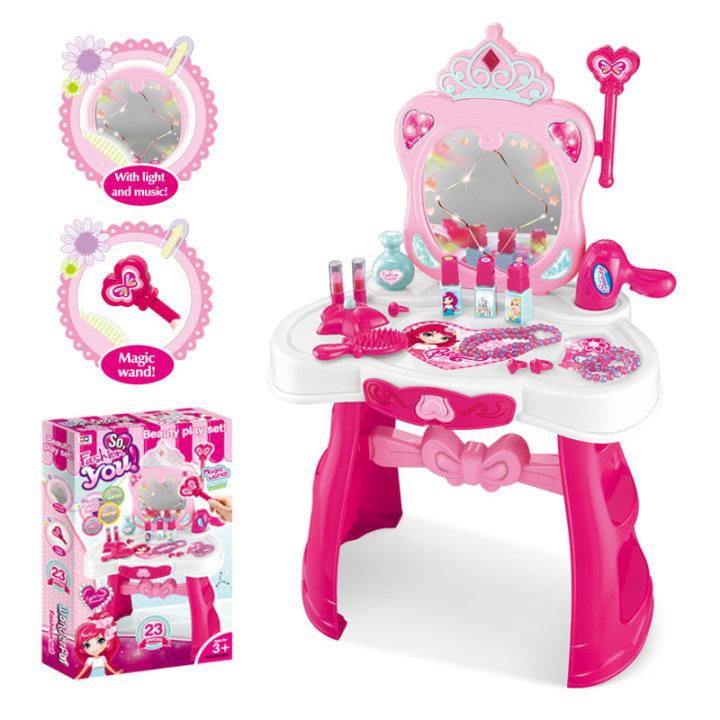 Dječji kozmetički stolić