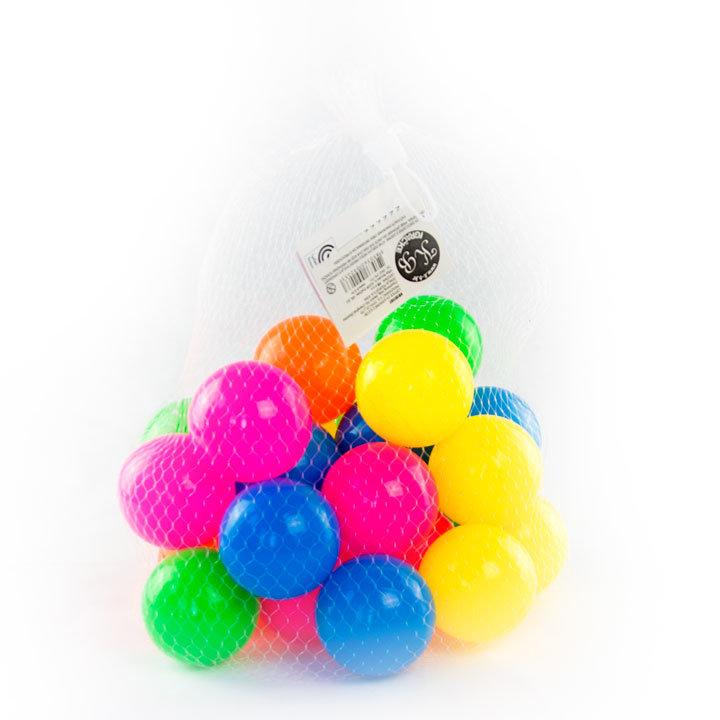 Male plastične loptice