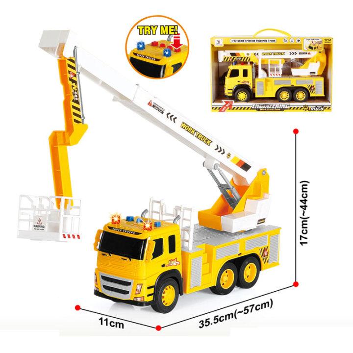 igračka za dečke kamion