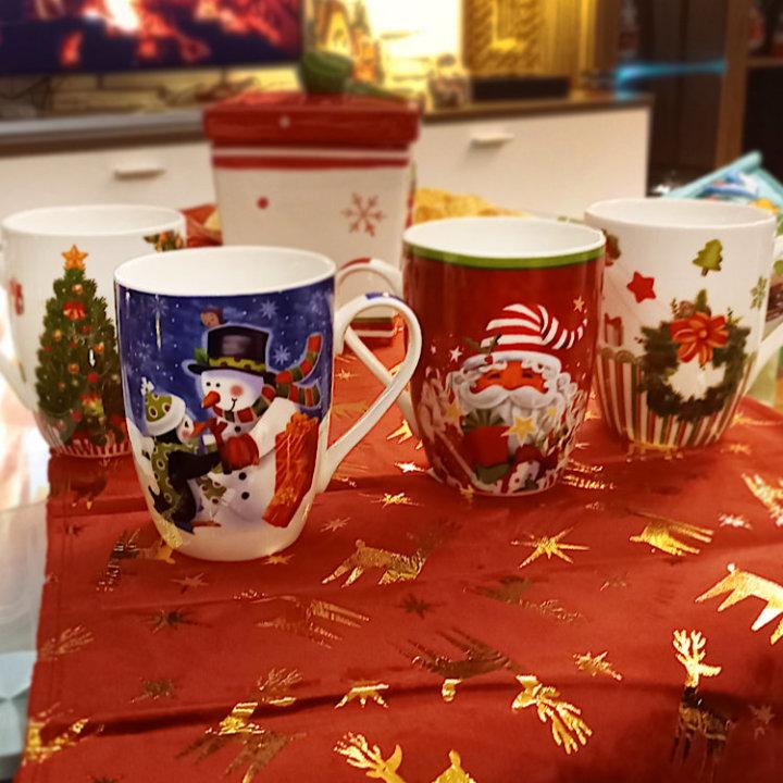 Božićne šalice