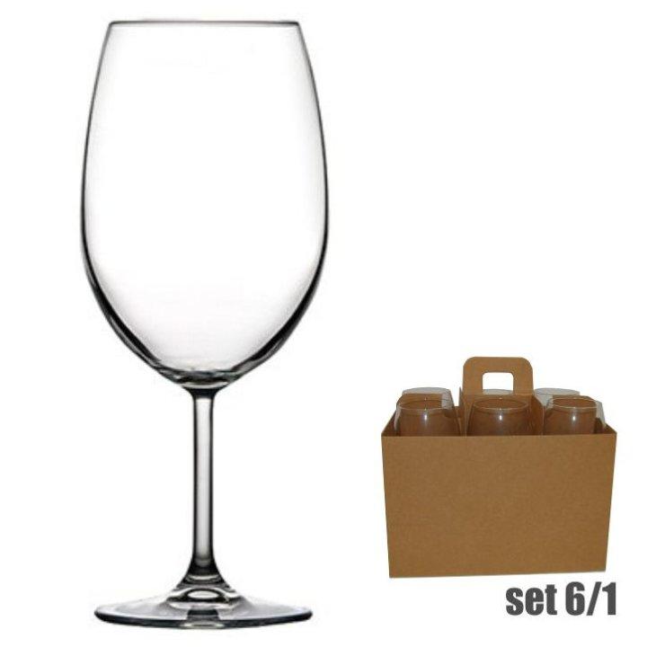 Visoke čaše za vino