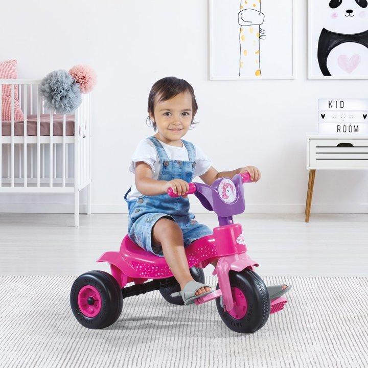 Rozi tricikl za bebe