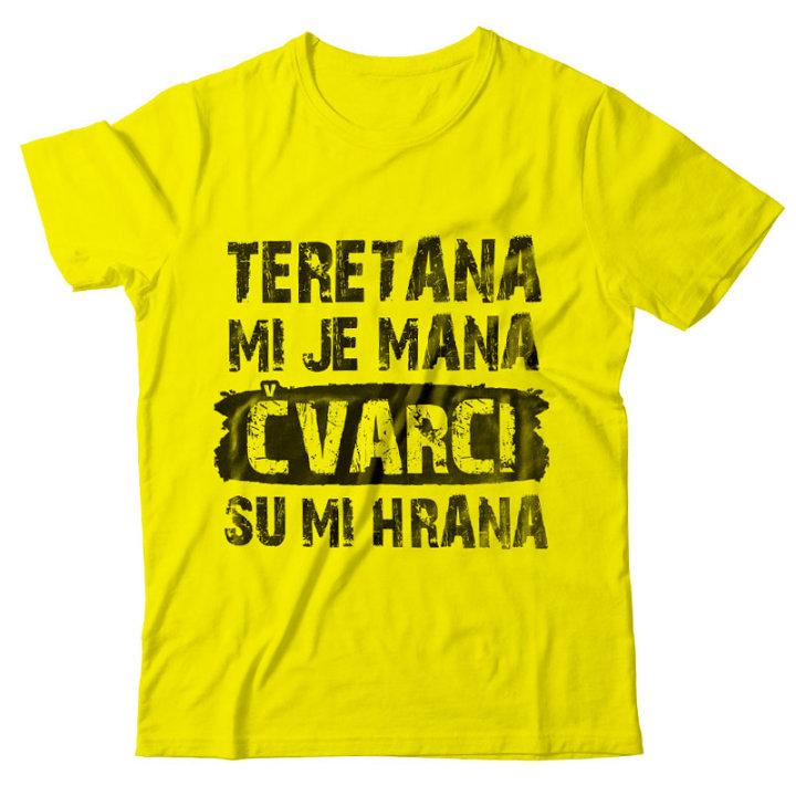 Majica s tiskom