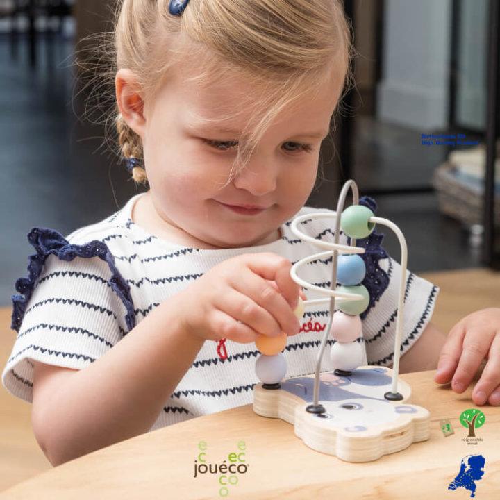 igračke za bebe drvene