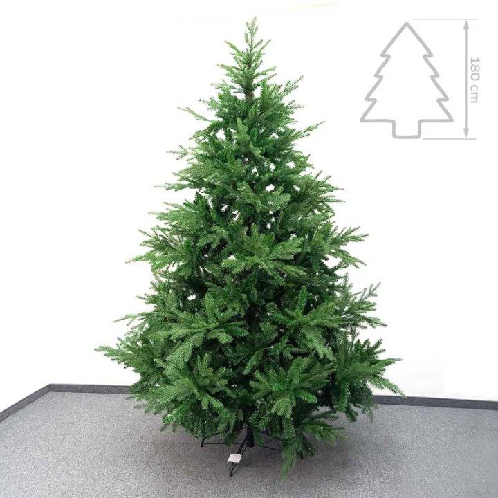 Realistično božićno drvce