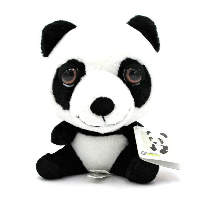 PANDA PLIŠANA PROTECTED WORLD 22 CM
