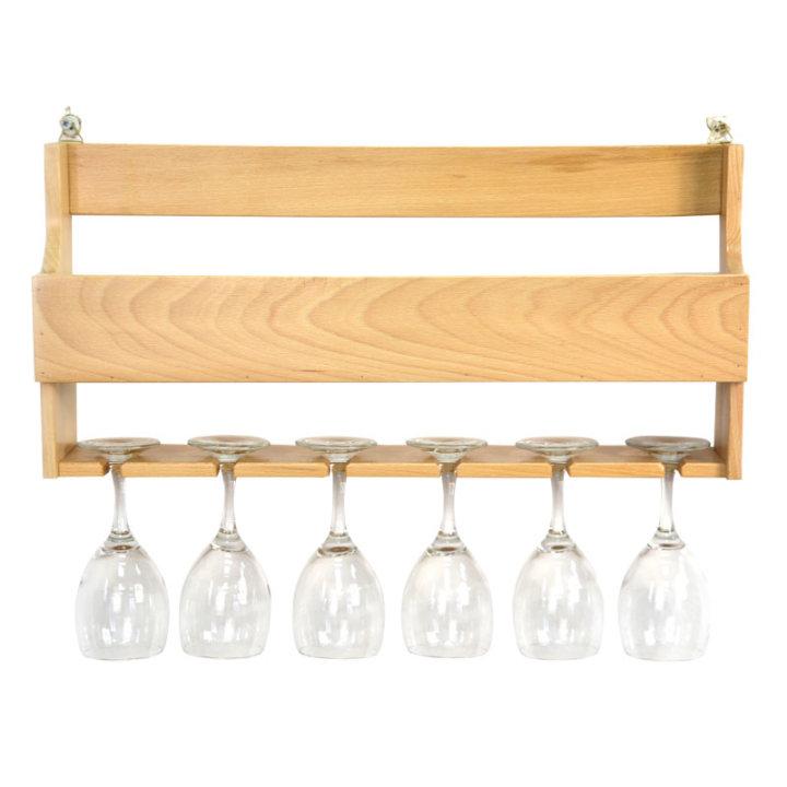 Drveni stalci za boce