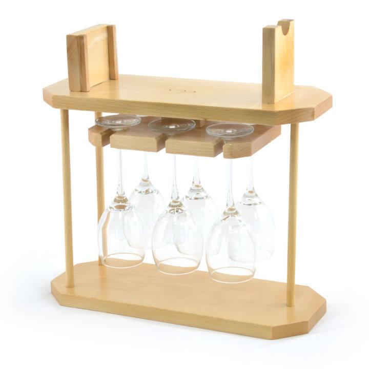 Pokloni za njega - stalak s čašama