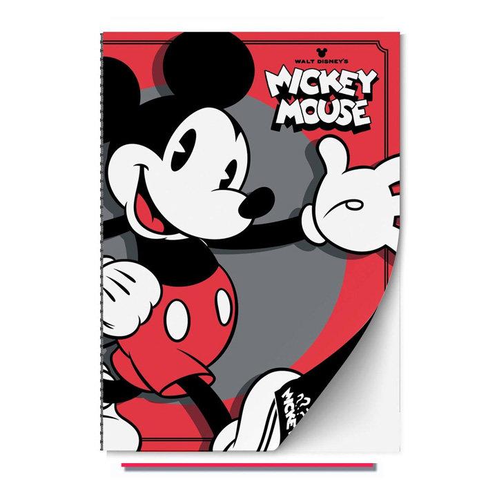 MICKEY MOUSE NOTESI 2/1 A5