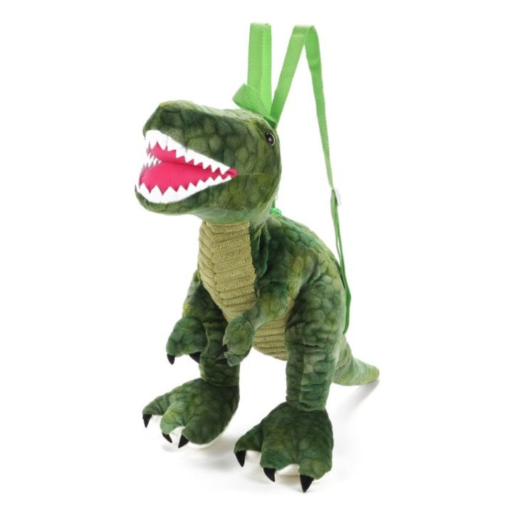 Ruksak dinosaur plišani