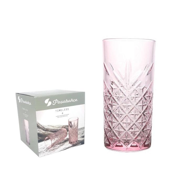 roze čaše