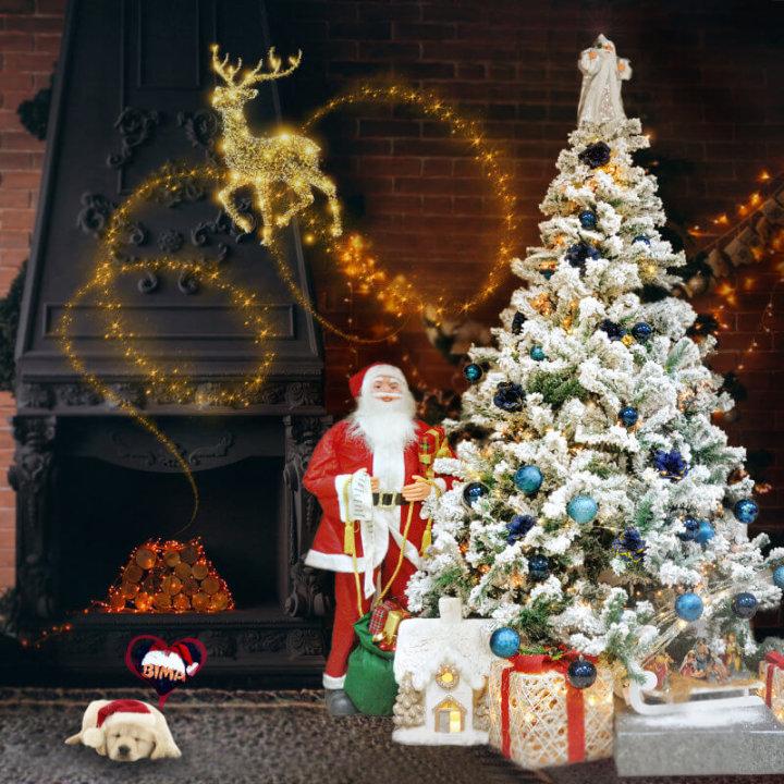 Umjetna božićna drvca