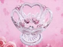 SWEETHEARTS SATIN-ROSE ZDJELA STALAK 13 cm