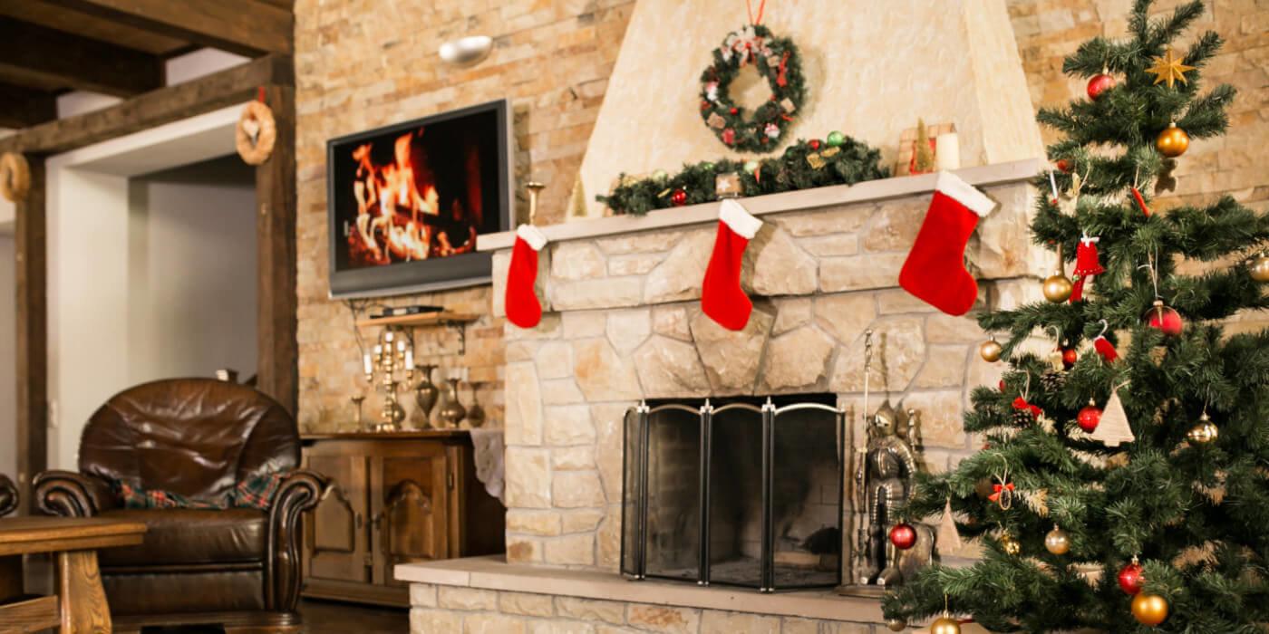 Božićni ukrasi za dom