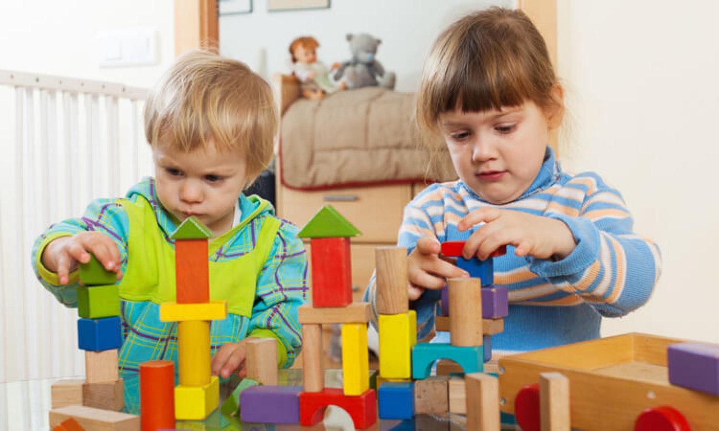 Igračke za djecu od dvije godine
