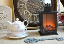 Dekoracije u ponudi - lanterne, svijećnjaci i čajnici