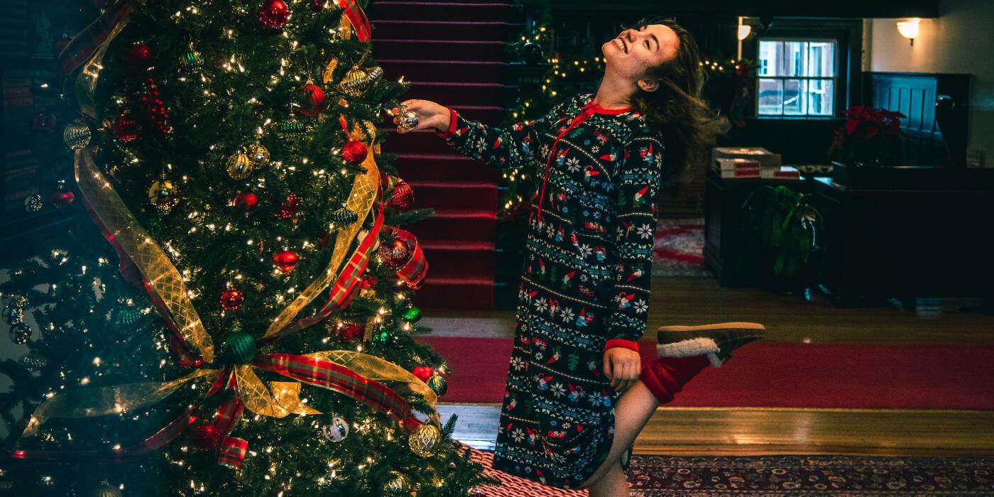 Zašto kitimo božićna drvca?
