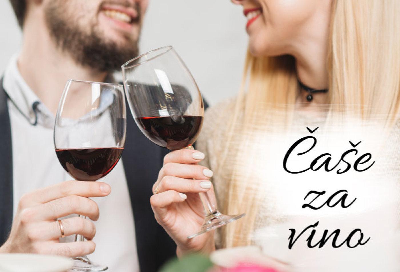 čaše za crno vino
