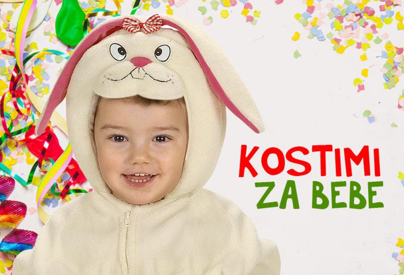 Kostimi za bebe u Bimi