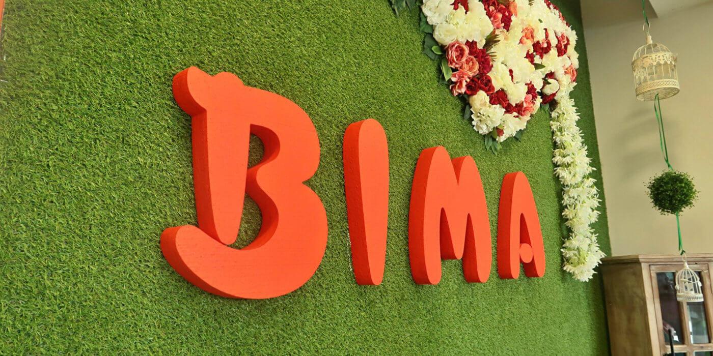 Visual merchandiser  bima